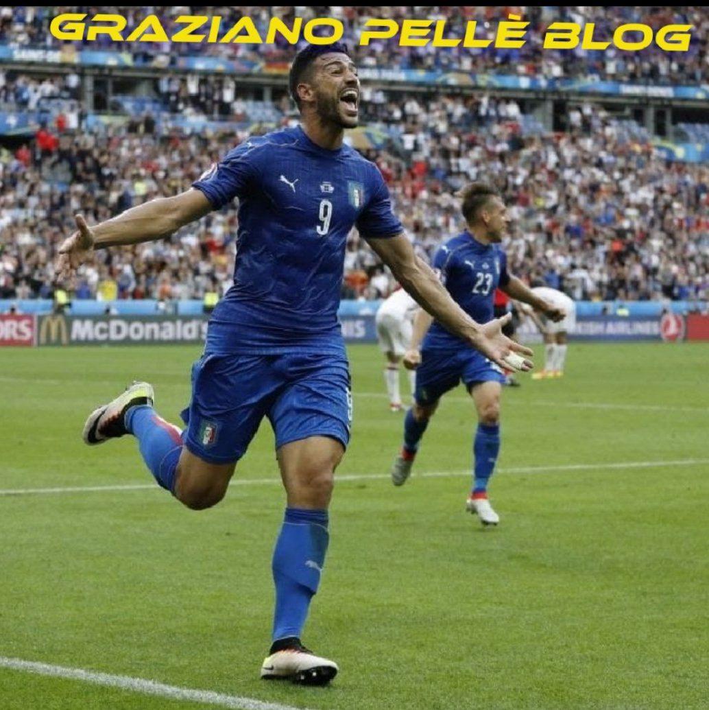 Blog Ufficiale di GrazianoPellè – The Bomber⚽9️⃣ 🇮🇹