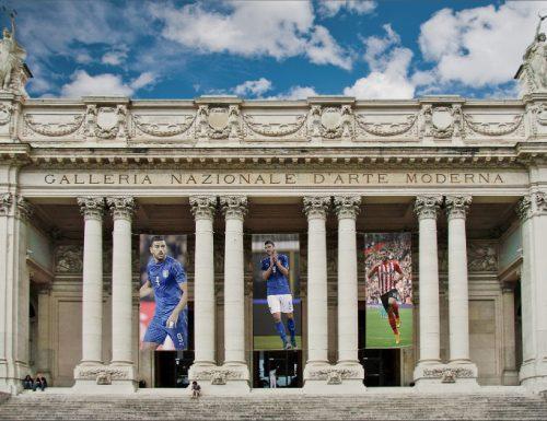 GRAZIANO E COME PER MAGIA COMPARE AL MUSEO DEL LOUVRE, ALLA GALLERIA NAZIONALE, AL MUSEO DI BRUXELLES, ALLA GALLERIA NAZIONALE D'ARTE MODERNA, AL NATIONAL GALLERY DI LONDRA