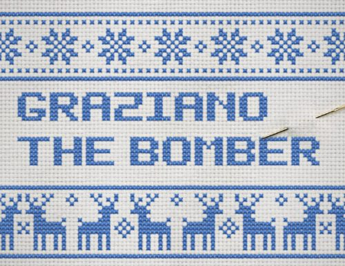 GRAZIANO THE BOMBER TESTO A PUNTO CROCE