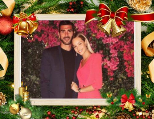 GRAZIANO & VIKY CHRISTMAS PHOTO FRAME