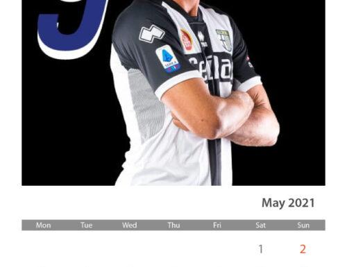 GRAZIANO CALENDARIO MAGGIO 2021