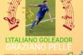 GRAZIANO IN GARA AL 71° FESTIVAL DI SANREMO CON LA CANZONE L'ITALIANO GOLEADOR