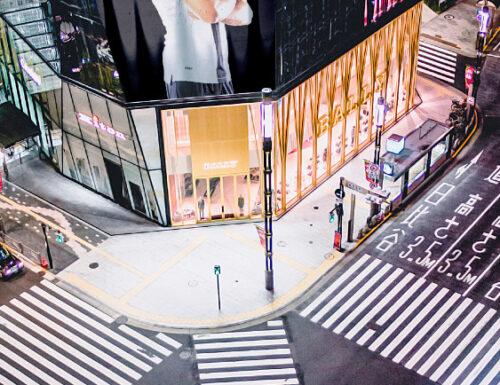 GRAZIANO E……..A TOKYO CROSSING