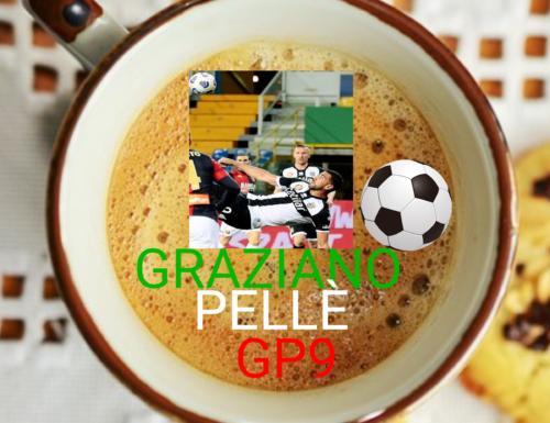 GRAZIANO PELLÈ GP9 🇮🇹 E IL CAFFÈ SPECIALE