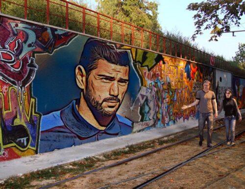GRAZIANO STREET GRAFFITI