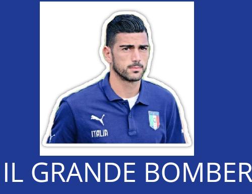 GRAZIANO IL GRANDE BOMBER ITALIANO 🇮🇹 E LA CREAZIONE BOOM FATTA CON L'APP HUE PIX