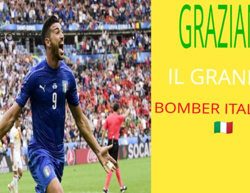 GRAZIANO   IL   GRANDE   BOMBER   ITALIANO  🇮🇹    E L'EFFETTO BOOM CREATO CON L'APP HUE PIX