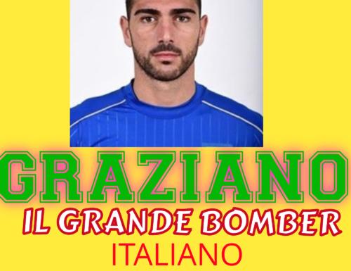 GRAZIANO  IL  GRANDE  BOMBER  ITALIANO    🇮🇹