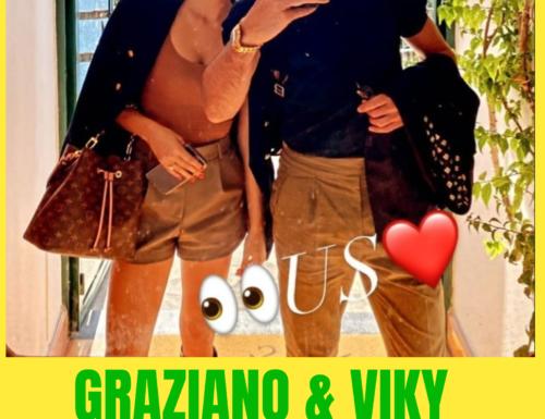 GRAZIANO & VIKY SIETE LA COPPIA PIÙ BELLA DEL MONDO DEL ⚽