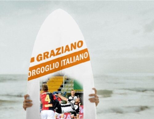 GRAZIANO PELLÈ / GRAZIANO IL GRANDE BOMBER / GRAZIANO ORGOGLIO ITALIANO