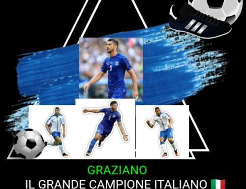 GRAZIANO  IL GRANDE CAMPIONE ITALIANO  🇮🇹 GP9