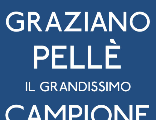 GRAZIANO PELLÈ IL GRANDISSIMO CAMPIONE GP9