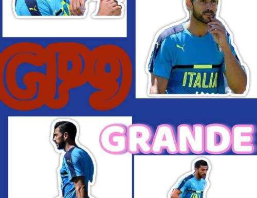 GRAZIANO GP9 GRANDE BOMBER