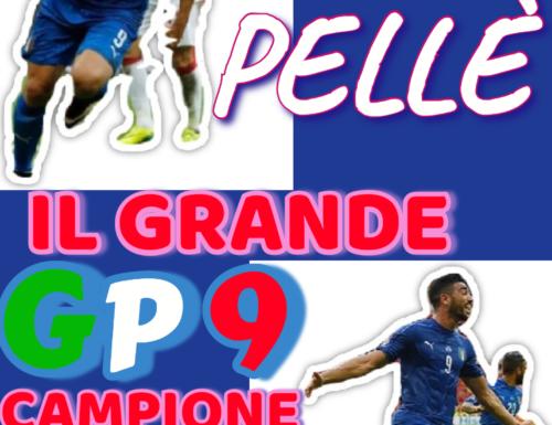 GRAZIANO PELLÈ IL GRANDE GP9 CAMPIONE ITALIANO🇮🇹