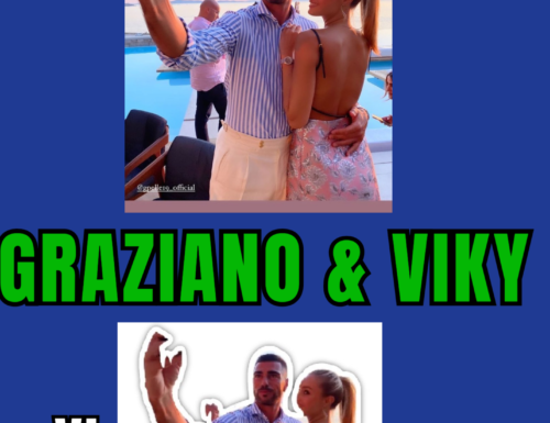 GRAZIANO & VIKY 💙♥️ VI VOGLIO BENE