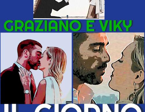 GRAZIANO & VIKY IL GIORNO DELLA PROMESSA DI MATRIMONIO