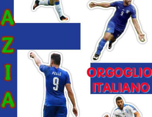 GRAZIANO PELLÈ GP9 ORGOGLIO ITALIANO