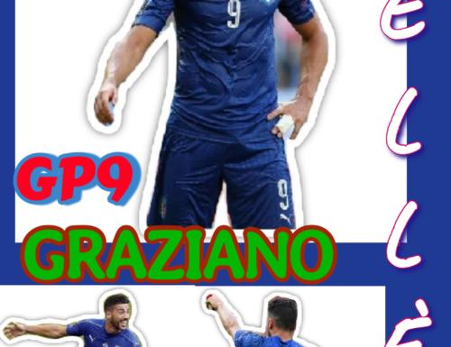 GP9 GP9 GP9 GRAZIANO PELLÈ
