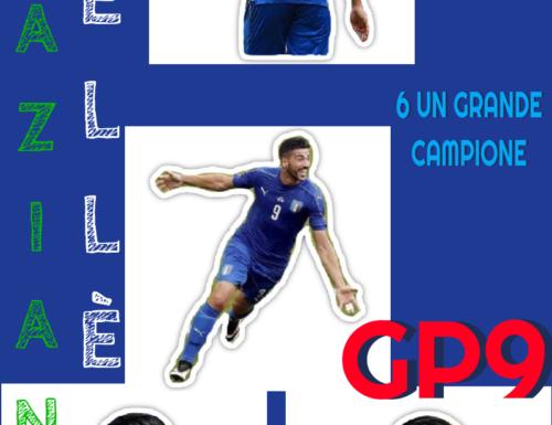 GRAZIANO PELLÈ 6 UN GRANDE CAMPIONE GP9