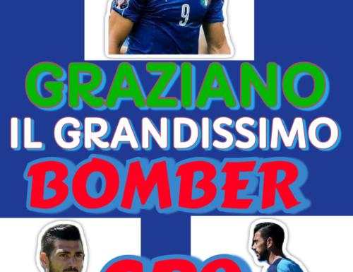 GP9 GP9 GRAZIANO IL GRANDISSIMO BOMBER GP9