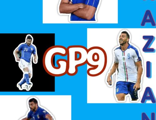 GP9 GP9 GRAZIANO GP9 ****GRAZIANO HA VISUALIZZATO LE STORIES****