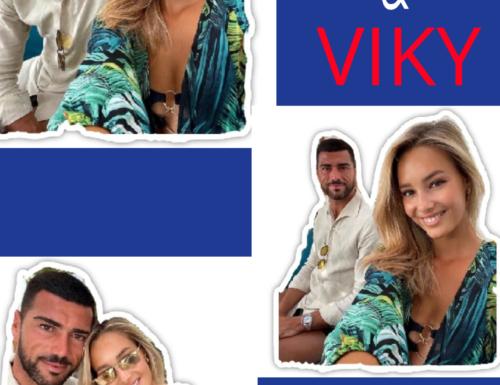 GRAZIANO & VIKY    💙♥