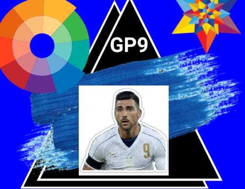 GRAZIANO GP9 6 UN GRANDE CAMPIONE