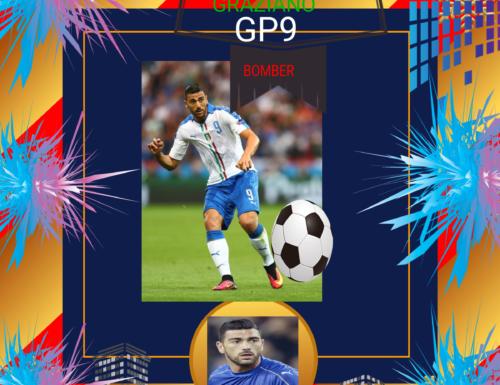 GRAZIANO GP9 BOMBER