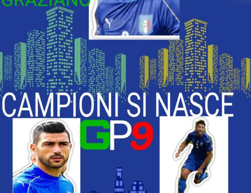 GRAZIANO CAMPIONI SI NASCE GP9