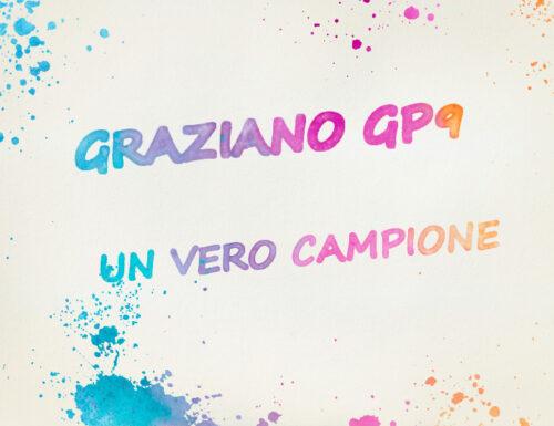 GRAZIANO GP9 UN VERO CAMPIONE