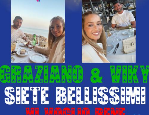 GRAZIANO & VIKY SIETE BELLISSIMI VI VOGLIO BENE