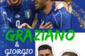 GRAZIANO & GIORGIO LE AMICIZIE CHE SONO NATE IN NAZIONALE