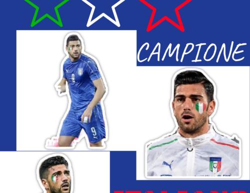 GRAZIANO CAMPIONE ITALIANO GP9