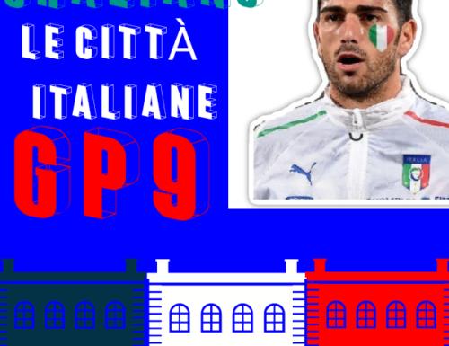 GRAZIANO LE CITTÀ ITALIANE GP9