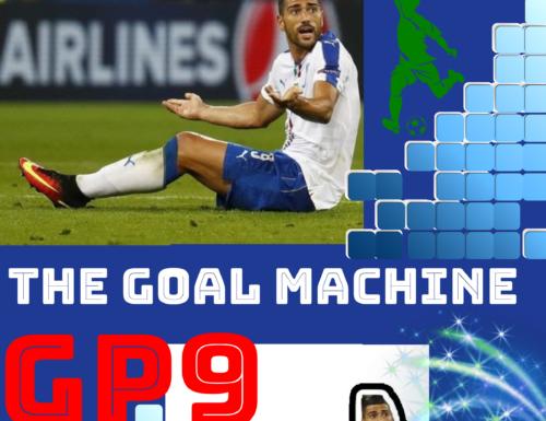 GRAZIANO THE GOAL MACHINE GP9