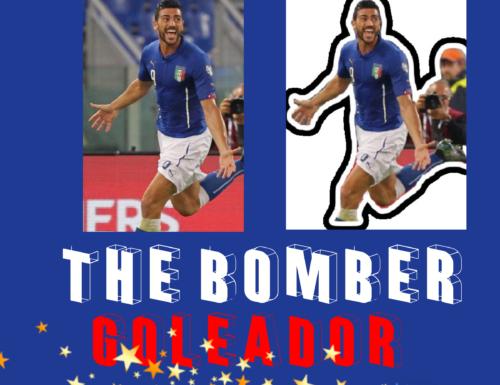 GRAZIANO THE BOMBER GOLEADOR GP9